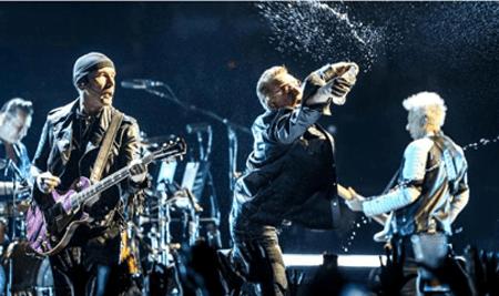 U2 será honrado como Innovador en los Premios iHeartRadio