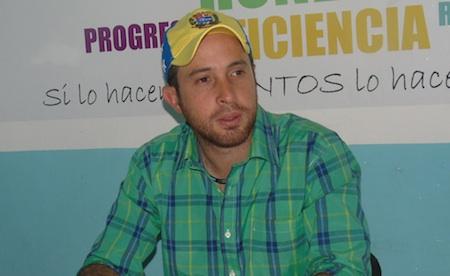 Fundación Los Teques realizará mesa de seguridad anunció Christian Jiménez.