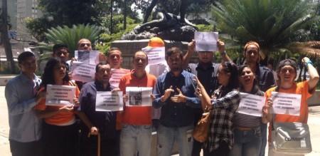 """González: """"Nosotros no nos escondemos detrás de la justicia como otros, vamos en búsqueda de la verdad desde la verdad""""."""