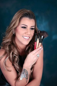 La maquilladora venezolana Johanna Del Vecchio ha trabajado con novias y artistas nacionales e internacionales