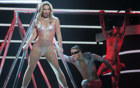 """La """"Princesa del pop"""" se encontrará nuevamente sobre un escenario en vivo durante una premiación oficial."""
