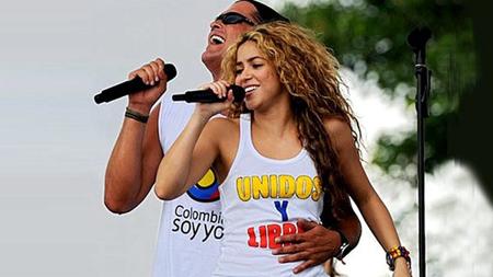 """El video corresponde a la canción """"La Bicicleta"""", que interpretan los dos artistas y que será lanzada """"en las próximas semanas""""."""