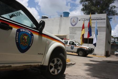 El jefe policial sostuvo que al llegar a Matica Abajo los efectivos detuvieron a Martínez Quintero. ARCHIVO