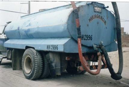 Precios de alquiler de camiones cisterna sigue disparándose