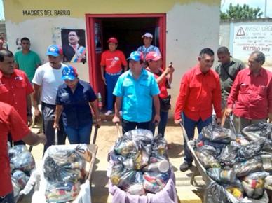 La irregularidad se repite en otras comunidades de la capital mirandina. ARCHIVO