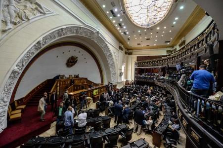 Asamblea Nacional designó este miércoles a la Comisión Preliminar del Consejo Nacional Electoral (CNE)