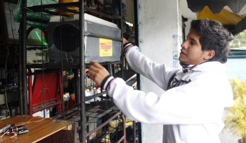 Batería pasó a costar 55 mil bolívares
