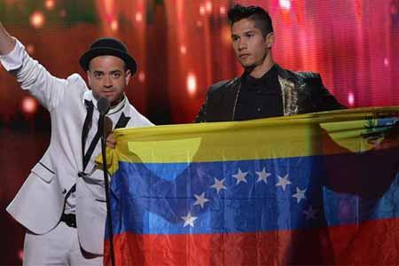 Chino y Nacho, realizará una gira por Venezuela.