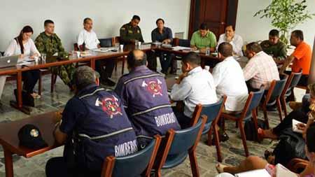 Las autoridades del departamento del Atlántico, en el norte de Colombia, informaron que adoptaron medidas preventivas ante la proximidad del huracán Matthew, de categoría 3