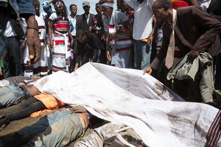 ETHIOPIA-RELIGION-RIOT