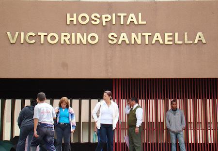 La mujer fue trasladada al HVS.ARCHIVO