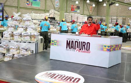 El mandatario nacional hizo el anuncio durante su programa Contacto con Maduro