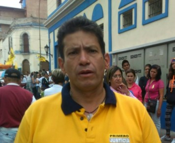 El dirigente agradeció la participación y el civismo de guaicaipureños en el proceso de validación que culminó este domingo.