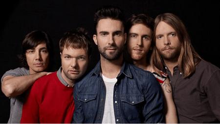 La gira mundial de Maroon 5 empezó en febrero del 2015 y ha sumado 120 conciertos en más de 30 países