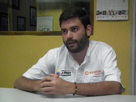Jesús González lamentó muerte de joven de 20 años en Lechería