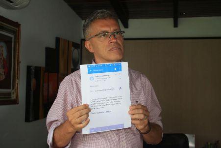 """Fernández:  """"Nosotros nos vamos a quedar en Venezuela hasta el final y hasta lograr la democracia""""."""