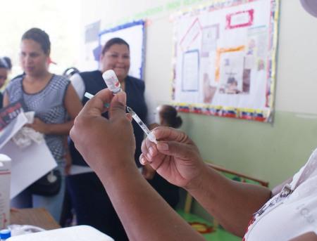 Infantes amenazados ante las fallas marcadas de rotavirus, necesaria para combatir las infecciones intestinales muy propias de mayo a julio