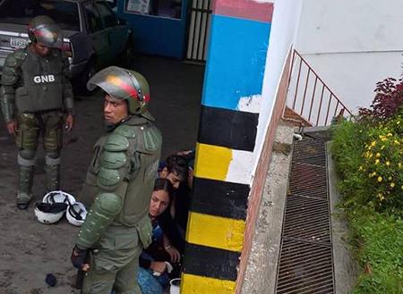 Concejal exige libertad plena para cuatro detenidos durante trancazo