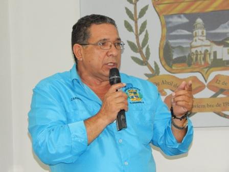 José Morales, concejal de Carrizal