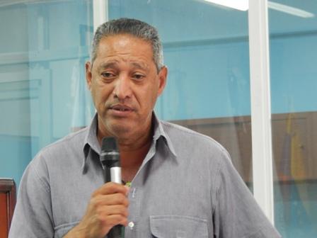 José Luis Díaz, concejal de Carrizal