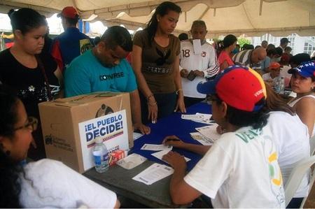 En Guaicaipuro participó la misma cantidad de personas con las que resultó electo el actual alcalde oficialista.
