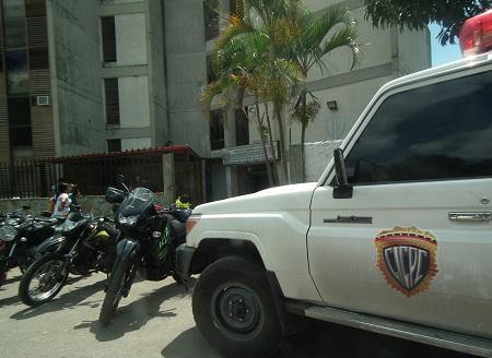 Funcionarios del Cicpc  fueron recibidos a tiros