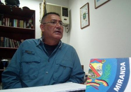 El jefe policial indicó que la dama fue llevada al Pronto Socorro, ubicado en la comunidad El Vigía en Los Teques