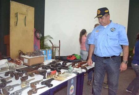 El procedimiento realizado por la Dirección de Servicio Policial de Investigación Penal (DSIP) y la dirección de Policía Vial fue entregado a la Fiscalía Tercera del Ministerio Público