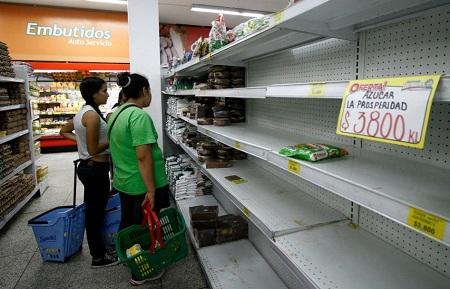 Para agosto el precio de la canasta habrá escalado a los 2.500.000 de bolívares