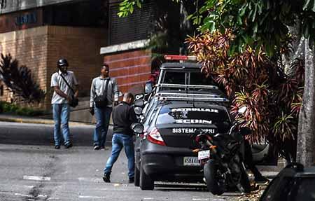 Agentes de inteligencia allanaron este miércoles la casa de la exfiscal general Luisa Ortega