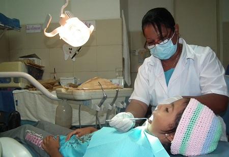 Realizaron jornada de salud en Colinas de La Matica Foto: Irbel Useche
