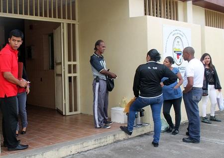Suley del Valle presentó tres impactos de bala en el pecho