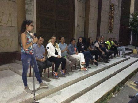 Frente Amplio exige comicios libres en Venezuela