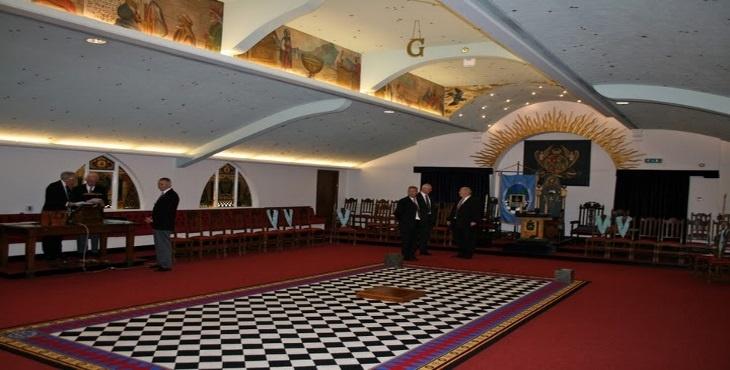 Resultado de imagen para foto de la logia masonica