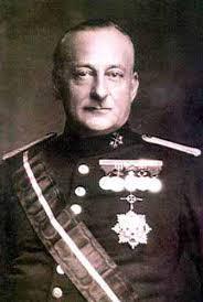 El dictador Primo de Rivera