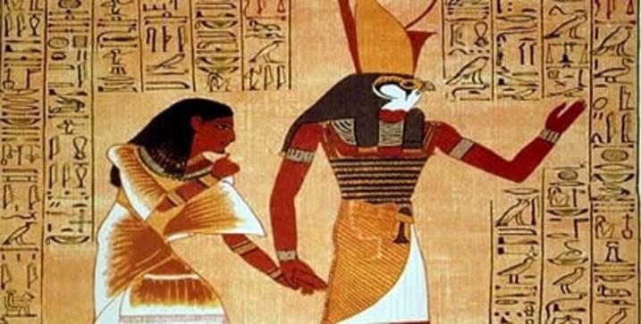iniciación en egipto