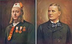 William Florence y Walter Fleming