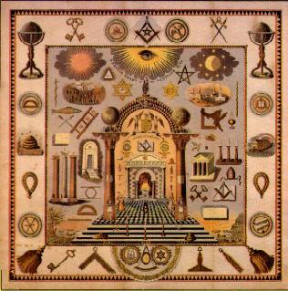mantel simbolos