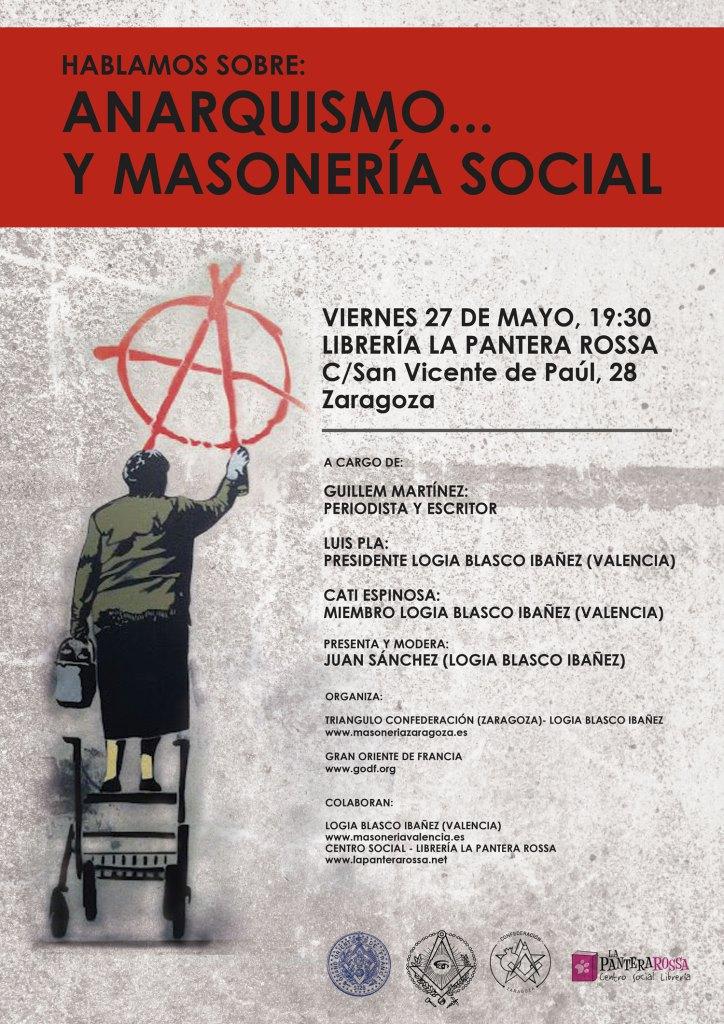 anarquismo y masoneria social