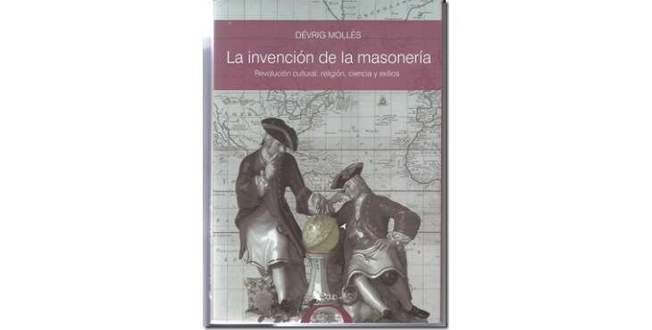"""Libro """"La invención de la masonería"""" - Diario Masónico"""