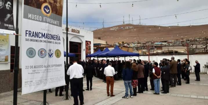 museo masónico chile