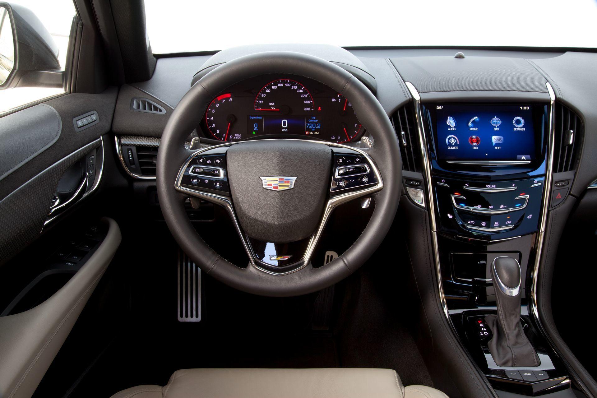 2011 Cadillac Cts Fuse Diagram Cadillac Ats Precios Noticias Prueba Ficha T 233 Cnica Y