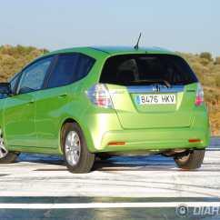 Toyota Yaris Trd Vs Honda Jazz Rs Fitur All New Alphard Hybrid Y Hsd Prueba Comparativa