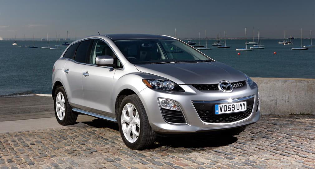 Mazda CX 7 Precios Noticias Prueba Ficha Tcnica Y