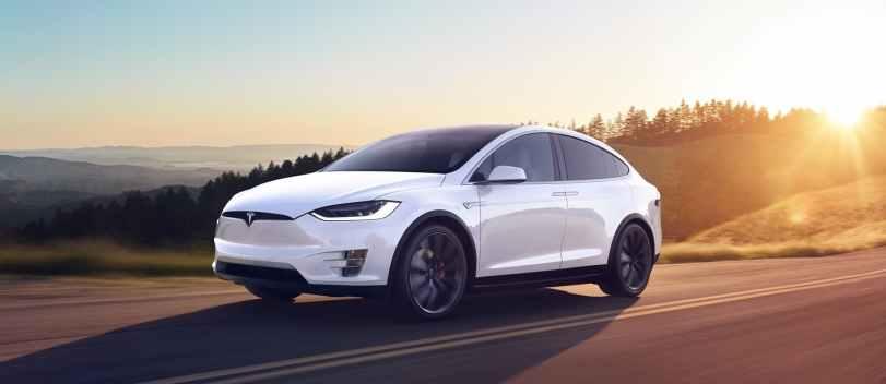 tesla model x 22 - Tesla model X 100D: No es cualquier SUV