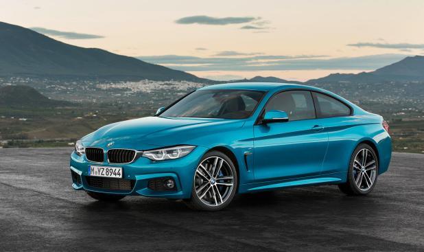 Resultado de imagen para BMW SERIE 4