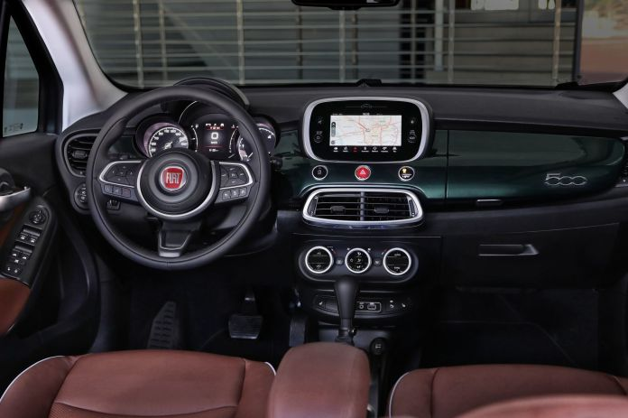 Fiat 500x 2019 17