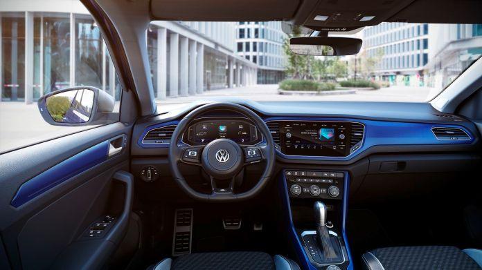 The New Volkswagen T Roc R