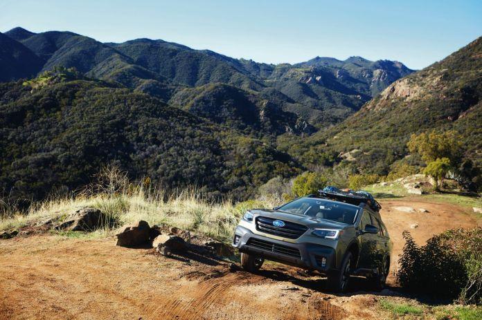 Nuevo Subaru Outback 2019 12