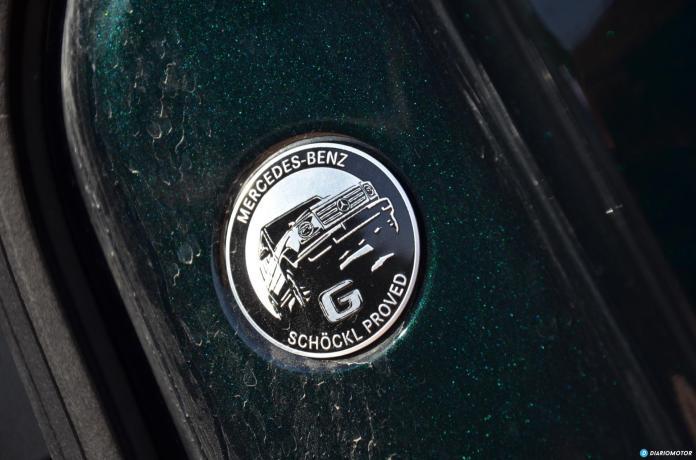 Mercedes Clase G Detalle  01